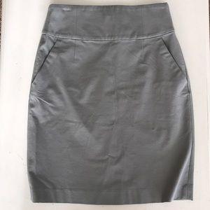 Banana Republic Pocket Pencil Skirt Size 4